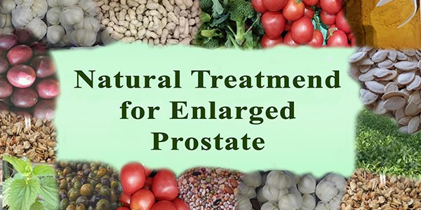The natural treatment of enlarged prostate through herbs